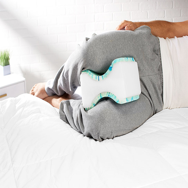Healthy Memory Foam Knee Support Pillow