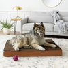 Fleece Cot Memory Foam Sofa Warm Luxury Pet Dog Bed For Cat