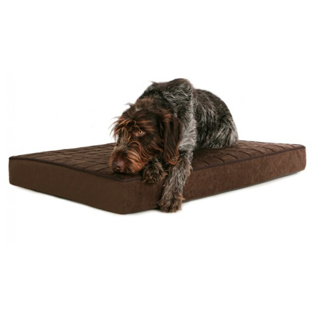 Luxury All Weather Custom Wear-Resistant Hot Sale Memory Foam Dog Bed Oeko
