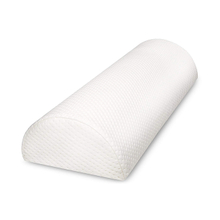 Healthy Memory Foam Half Moon Memory Foam Leg Pillow
