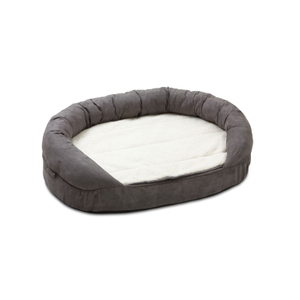 CPS Wholesale Factory New Design Luxury Bolster Memory Foam Pet Supplies Pet Dog Bed