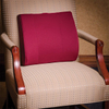 Healthy China Seat Cushion Memory Foam Back Support Massager Cushion