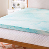 New King Queen Size Gel Memory Factory FOB Reference Price Foam Mattress Topper
