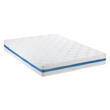 CPS Spring Sleep Well Memory Foam Topper Mattress