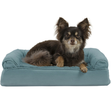 Classic Design Luxury Dog Bed Waterproof Princess Eco-Friendly Memory Foam Dog Bed