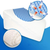 Comfortable New Style Supportive Gel Memory Foam Wedge Back Pillow