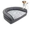 Hot Sale Wholesale Design Waterproof Memory Foam Dog Bed