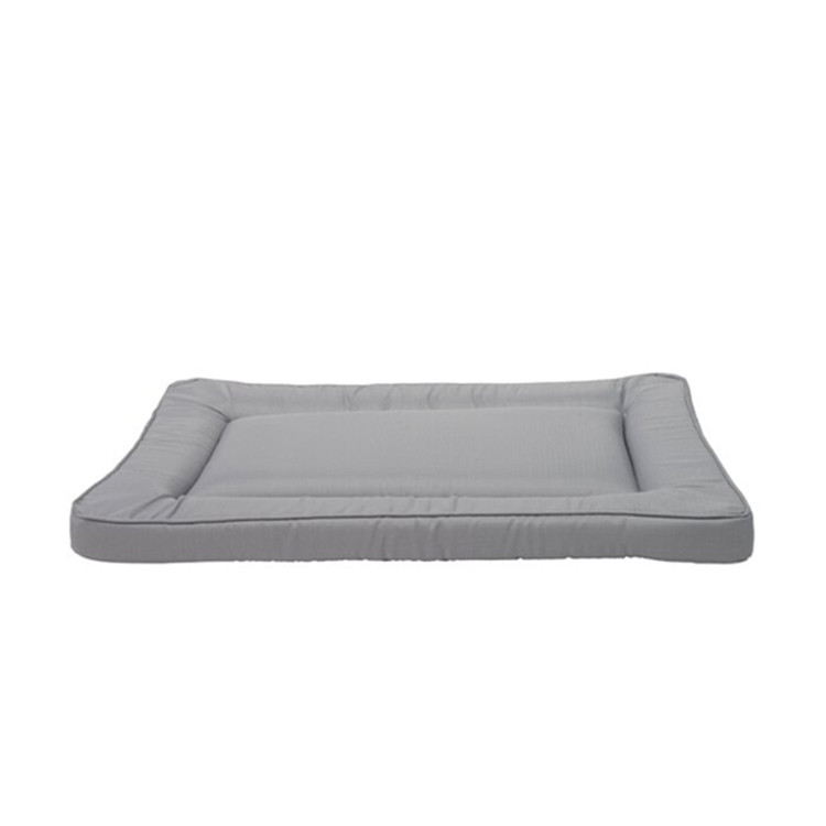 Hot Sale Custom Luxury Soft Orthopedic Memory Foam Dog Bed