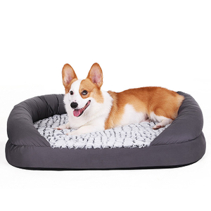 CPS Custom Wear-Resistant Best Seller Plush Animal Shaped Pet Dogs Bed