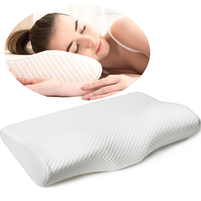 Healthy Anti Snore Visco Bed Pillow Foam Pillow