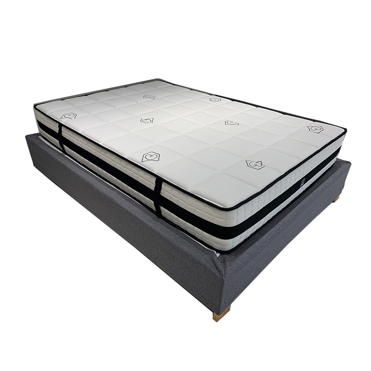 Customized High Quality Home Health Hybrid Rectangle Memory Foam Mattress