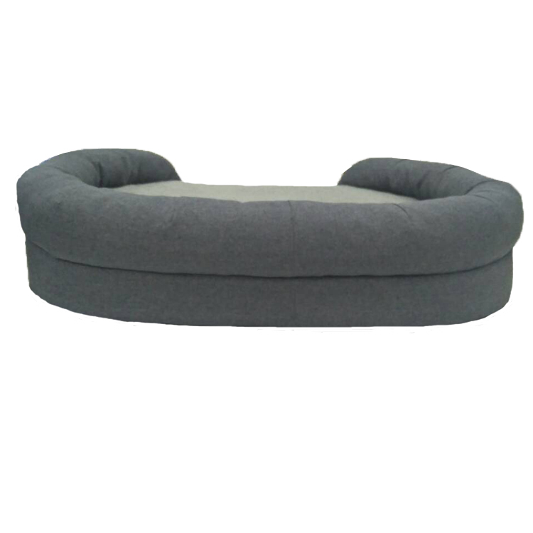 CPS Hot Selling Rectangle High Quality Eco-Friendly orthopedic dog bed memory foam