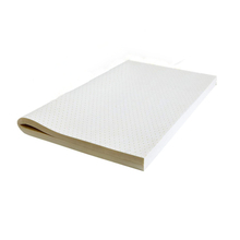 Supportive Comfortable Queen Size Top Sale Natural Latex Mattress Topper