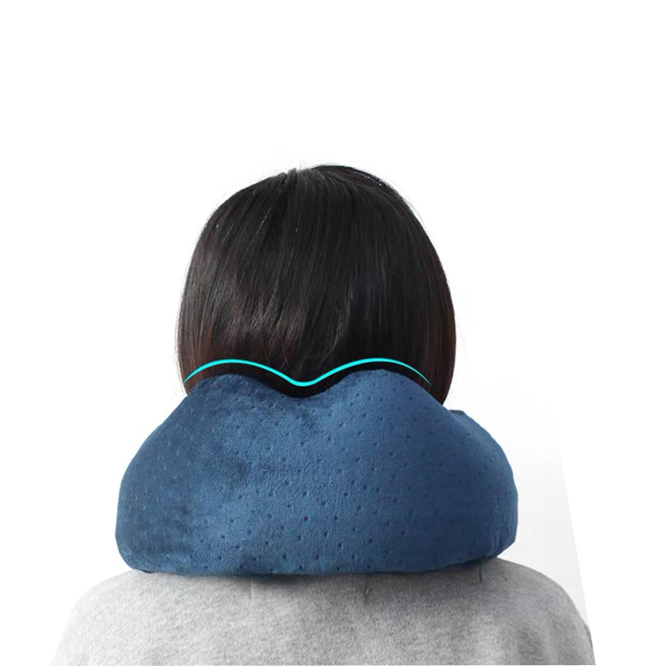 U Shaped China Back Neck Pillow Memory Foam Sleeping Pillow for Neck