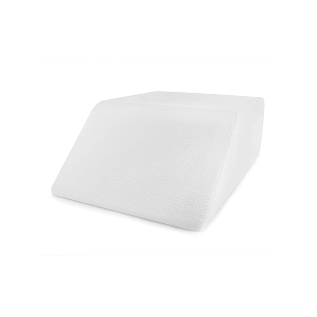 China Polyester Orthopedic Knee Pillow Memory Foam Pillow