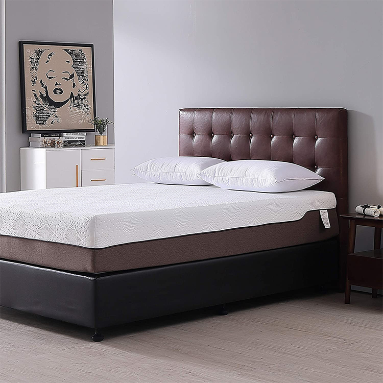 CPS-MM-506 New Arrival Hospital Bed Twin Memory Foam Mattress