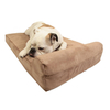 CPS Machine Washable Fluffy Luxe Anti-Slip Waterproof Base Pet Bed