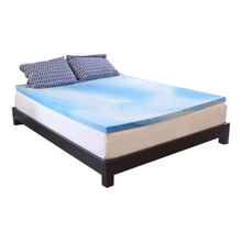 Luxury High Density Cooling Memory Foam Mattress
